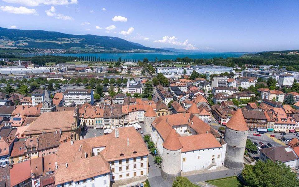 Réflexologie palmaire à Yverdon les bains – Suisse