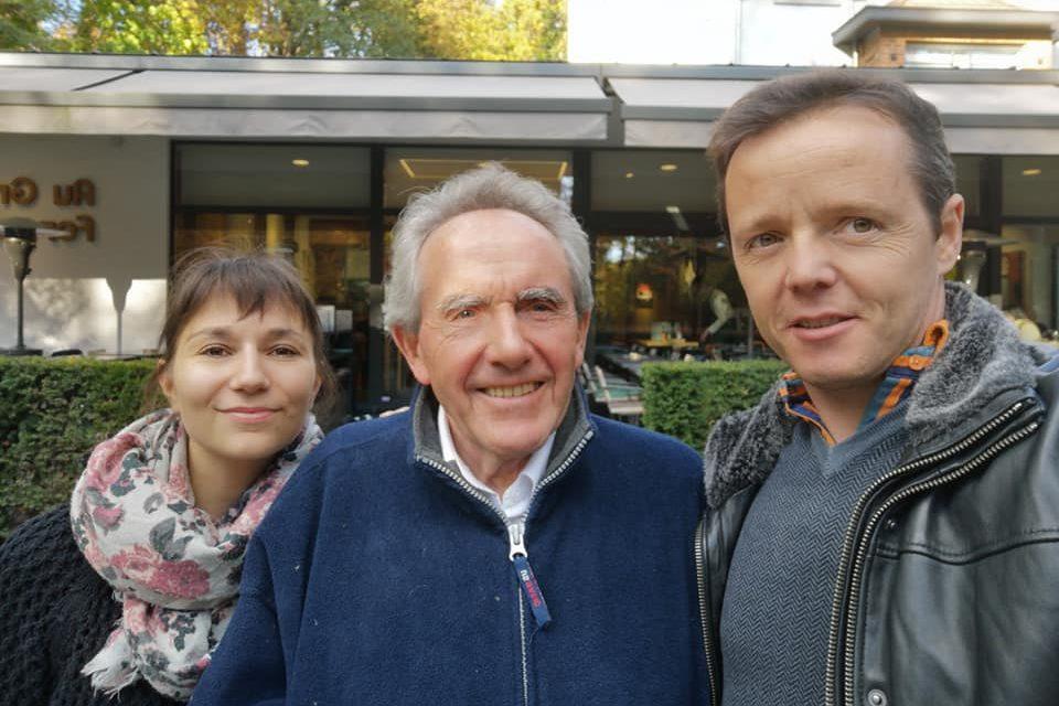 Bruxelles: rencontre avec Pierre Delaunois