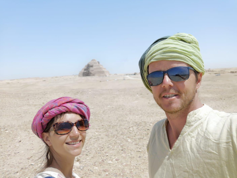 La médecine en Egypte